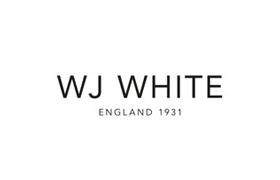 WJ White Logo